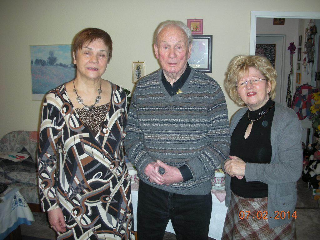 Eckehardt Gärtner nie żyje